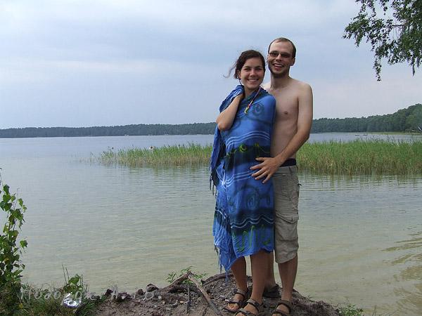 Біле озеро липень 2009